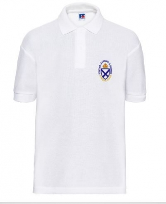 ST PETER'S PRIMARY GALASHIELS POLOSHIRT