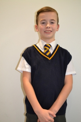 ST PETERS PRIMARY SCHOOL KNITTED TANK TOP