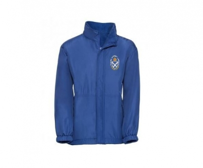 ST PETER'S PRIMARY GALASHIELS REVERSIBLE JACKET