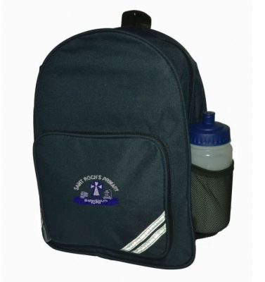 ST ROCH'S PS INFANT BACKPACK