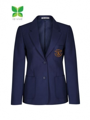 ST XAVIERS PRIMARY SCHOOL GIRLS BLAZER