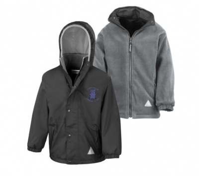 OUR LADY NURSERY REVERSIBLE JACKET