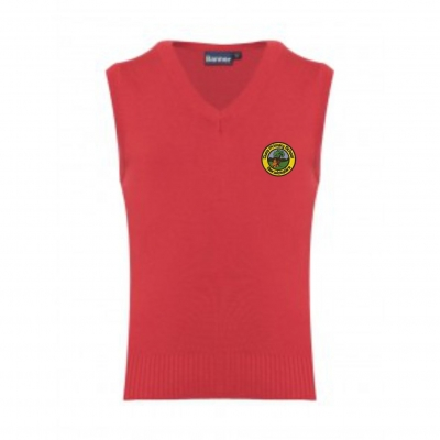 DUNS PRIMARY SCHOOL KNITTED TANKTOP