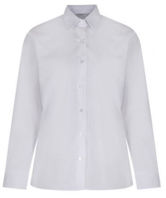 THE DUCHESS'S HIGH SCHOOL LONG SLEEVE BLOUSES (TWIN PACK)