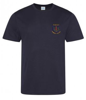 INZIEVAR PRIMARY COOL T-SHIRT