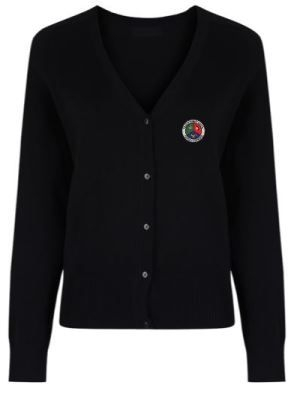 TULLOCH PRIMARY KNITTED CARDIGAN