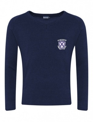 CRAIGLOCKHART PRIMARY SCHOOL V-NECK