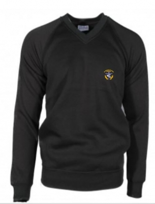 St Francis RC PRIMARY SCHOOL V-neck Sweat With Logo