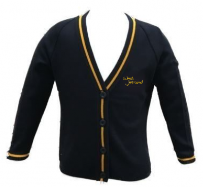 WEST JESMOND PS KNITTED CARDIGAN