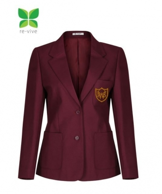 "WESTQUARTER PRIMARY 22"" GIRLS BLAZER"