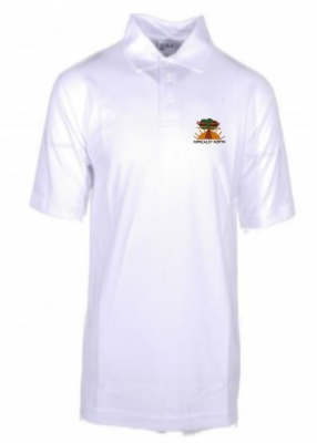 KIRKCALDY NORTH SCHOOL POLOSHIRT