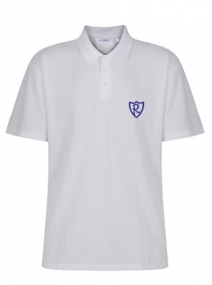 REPHAD PRIMARY SCHOOL POLOSHIRT (WITH PUPIL'S NAME/INITIALS)