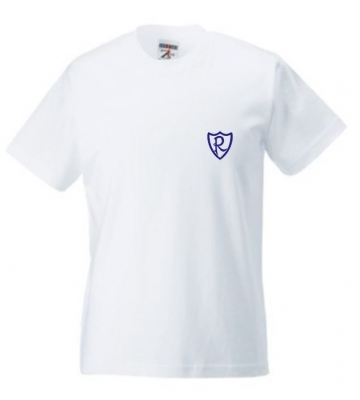 REPHAD PRIMARY SCHOOL T-SHIRT (WITH PUPIL'S NAME/INITIALS)