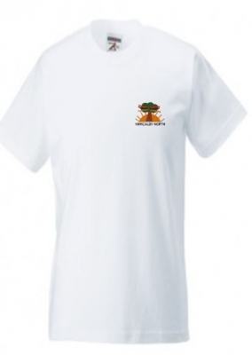 KIRKCALDY NORTH SCHOOL T-SHIRT