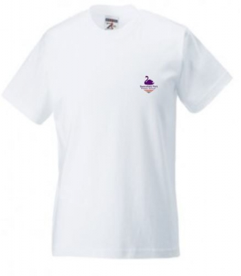 SWANSFIELD PARK PRIMARY SCHOOL T-SHIRT (WITH PUPILS NAME)