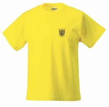 WHITECRAIGS PRIMARY RUSSELL T-SHIRT