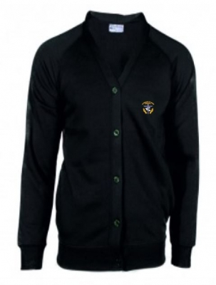 St Francis RC PRIMARY SCHOOL Sweat Cardigan With Logo