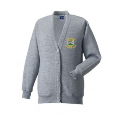 CASTLESIDE PRIMARY SCHOOL CARDIGAN - YEAR 6 ONLY