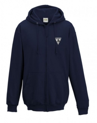 Cardenden ASC Zipped Hoodie