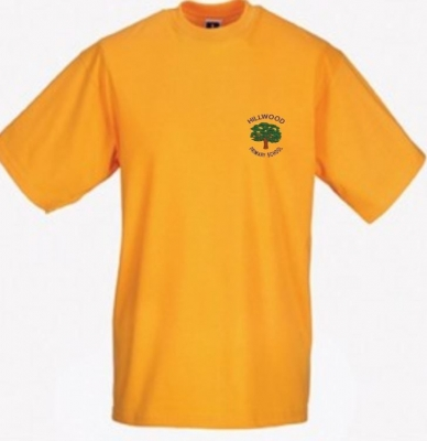 HILLWOOD SCHOOL GYM T-SHIRT