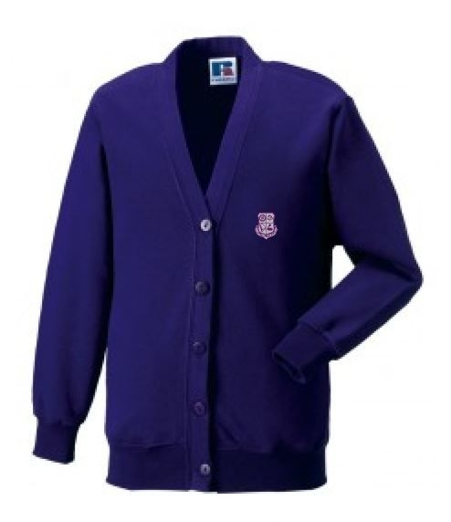 SOUTHDALE PRIMARY SCHOOL CARDIGAN