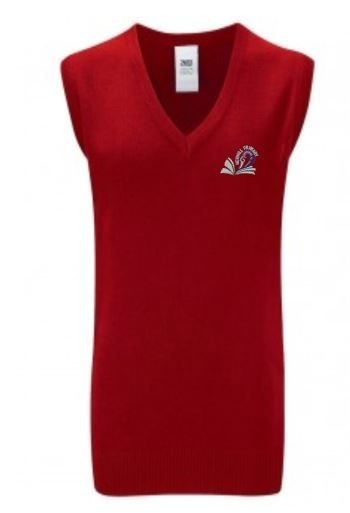 NEWHILL PRIMARY SCHOOL KNITTED TANKTOP