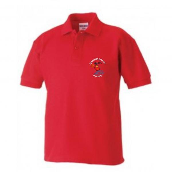 Eyemouth Primary School Nursery Poloshirt *Non Returnable*
