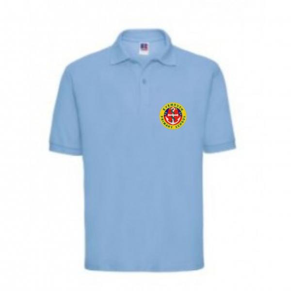Eyemouth Primary School Poloshirt *Non Returnable*