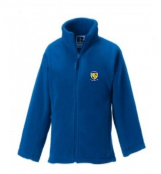 ST PATRICKS PRIMARY SCHOOL FLEECE