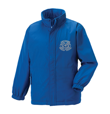 ANTONINE PRIMARY SCHOOL LIGHTWEIGHT REVERSIBLE JACKET