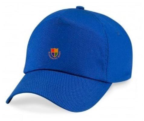 ST OSWALDS RC PRIMARY SCHOOL BASEBALL CAP