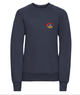 BECKSTONE PRIMARY SCHOOL SWEATSHIRT