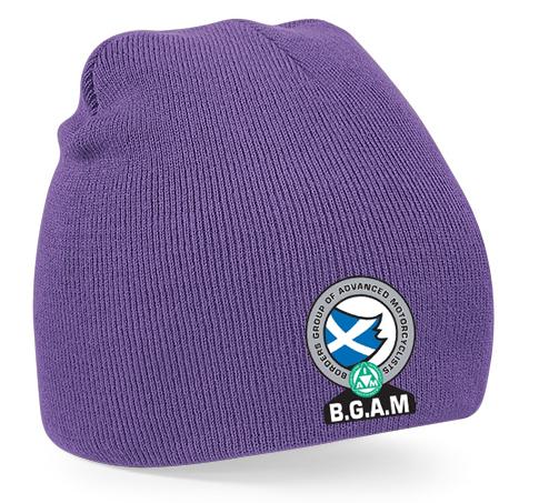 BGAM BEANIE HAT