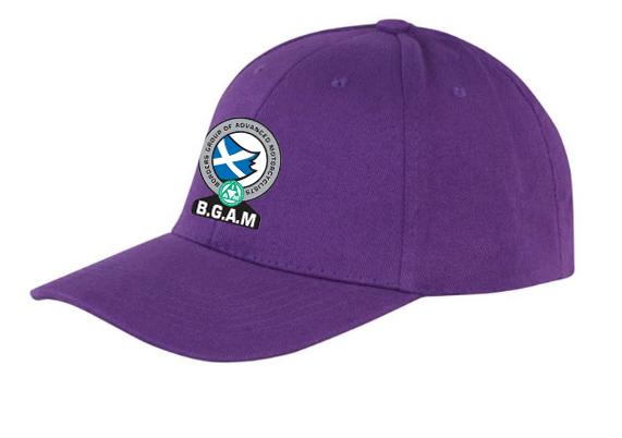 BGAM CAP