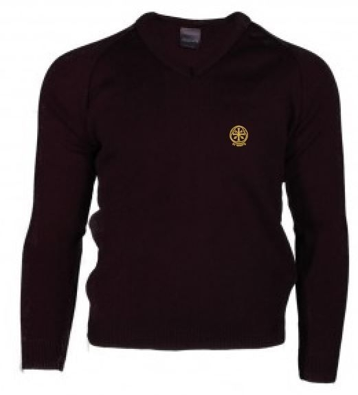 ST MARY'S PRIMARY SCHOOL V-NECK JUMPER