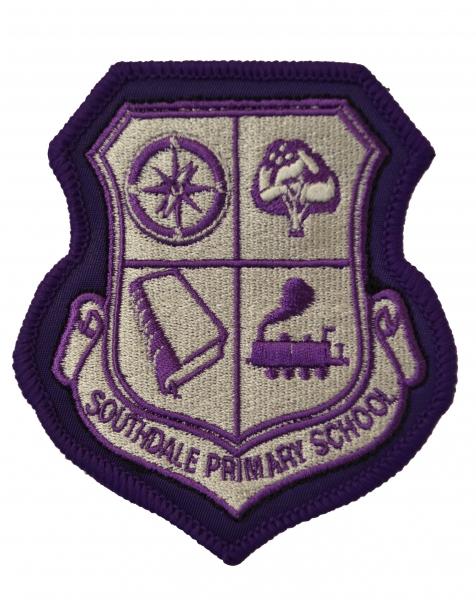 SOUTHDALE PRIMARY SCHOOL BLAZER BADGE