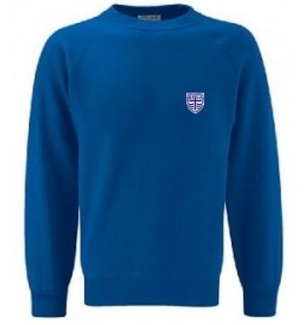 ST MARYS PRIMARY SCHOOL CREW NECK SWEATSHIRT