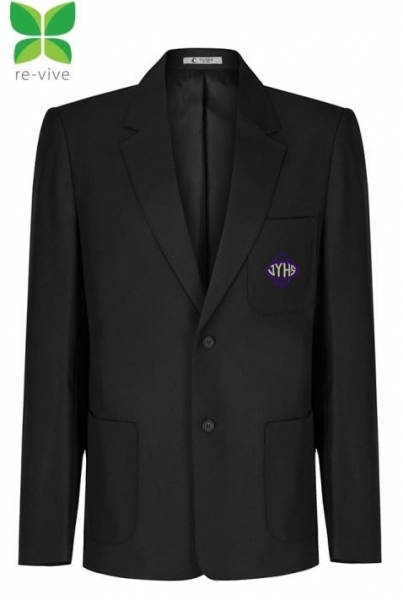 JAMES YOUNG HIGH SCHOOL BOYS S5-S6 BLAZER (BRAIDED)