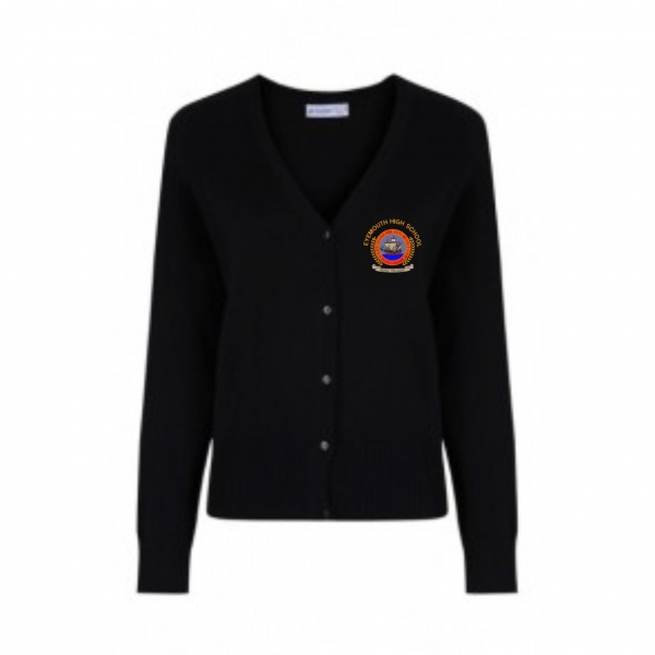 EYEMOUTH HIGH SCHOOL CARDIGAN