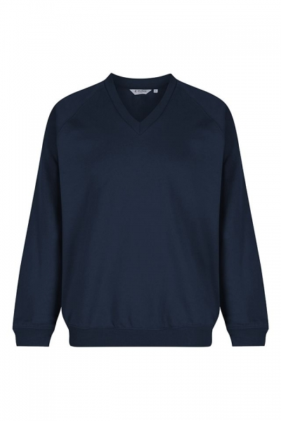 ST MONICAS PRIMARY SCHOOL VNECK SWEATSHIRT