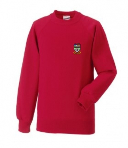GLAMIS PRIMARY SCHOOL CREW NECK SWEATSHIRT