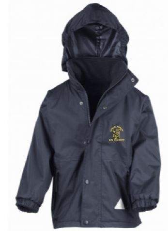 FOREHILL EARLY YEARS REVERSIBLE JACKET