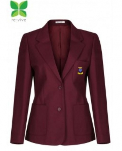 POLLOCKSHIELDS PRIMARY SCHOOL GIRLS BLAZER