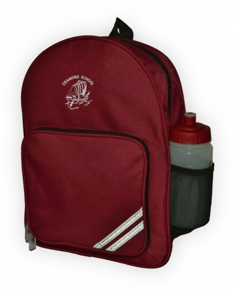 CRAMOND PRIMARY SCHOOL SMALL BACKPACK