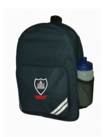 GREENLAW PRIMARY SCHOOL INFANT BACKPACK