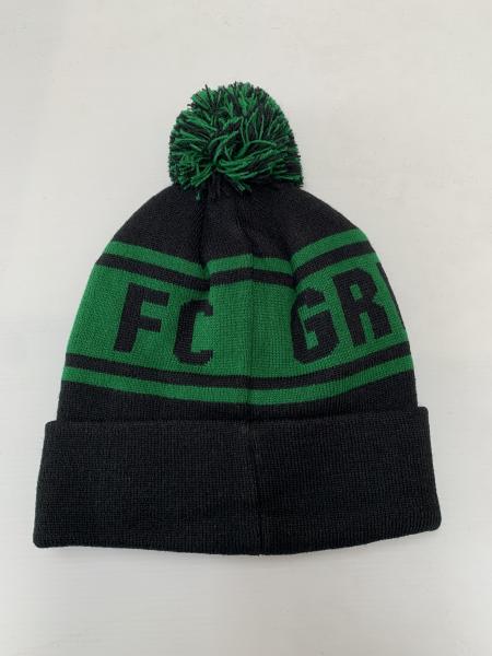 GREENLAW FC WOVEN BEANIE