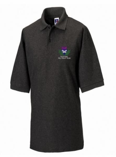 Scottish Hill Rally Club Poloshirt