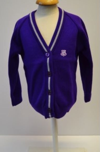 SOUTHDALE PRIMARY SCHOOL KNITTED CARDIGAN