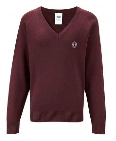 ST CHARLES PRIMARY SCHOOL KNITTED JUMPER