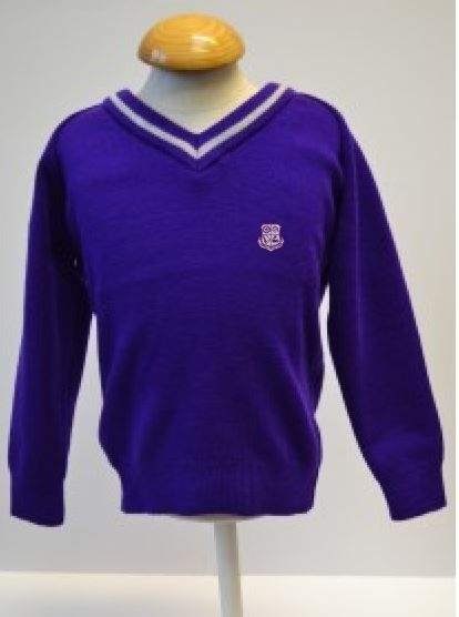 SOUTHDALE PRIMARY SCHOOL KNITTED JUMPER